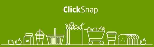 Quidco ClickSnap Cashback App Graphic