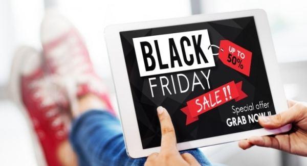 Black Friday Sale on Tablet