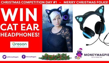 Day 1 – Win Cat Ear Headphones