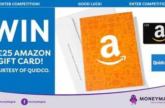 Win a £25 Amazon voucher