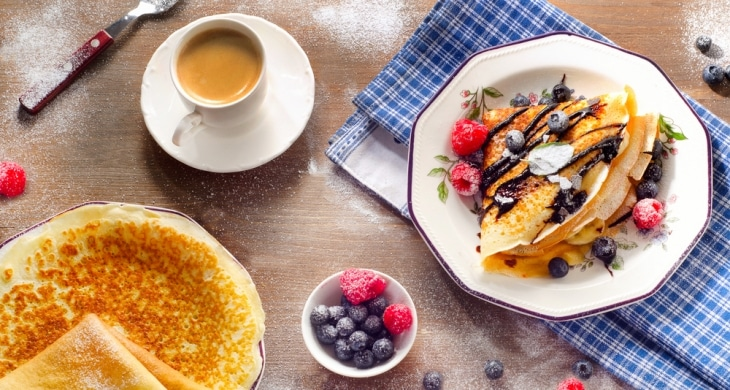 Pancake Day: Have a feast without spending anything
