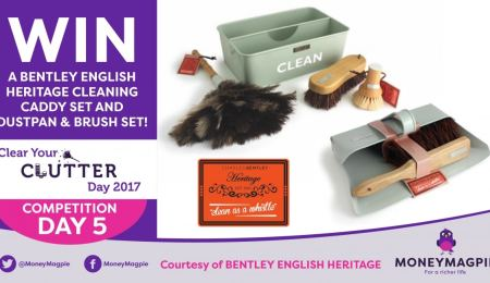Day 5 – Win a Bentley English...
