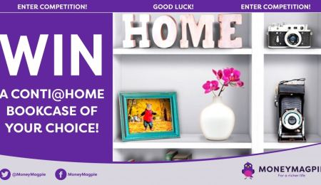 Win a Conti@home bookshelf of your choice