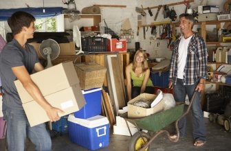 Expert advice: how to declutter your garage and your loft