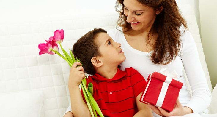 Why spoiling our mothers is boosting the high street