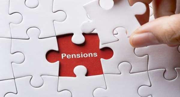 Pension puzzle