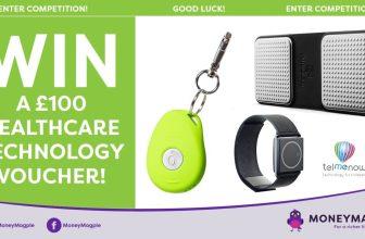 Win a £100 Healthcare Technology Voucher