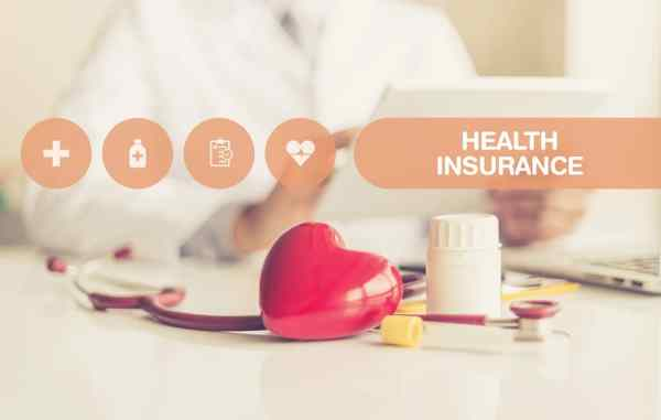 Health insurance concept image