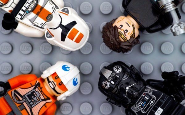 Star Wars lego men