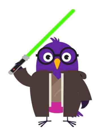 Jedi Magpie