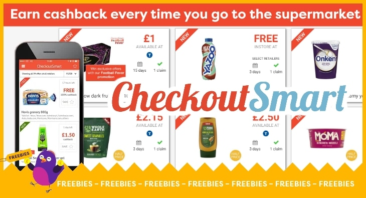 FREE App Gets You Discounts And Cashback On Your Groceries!