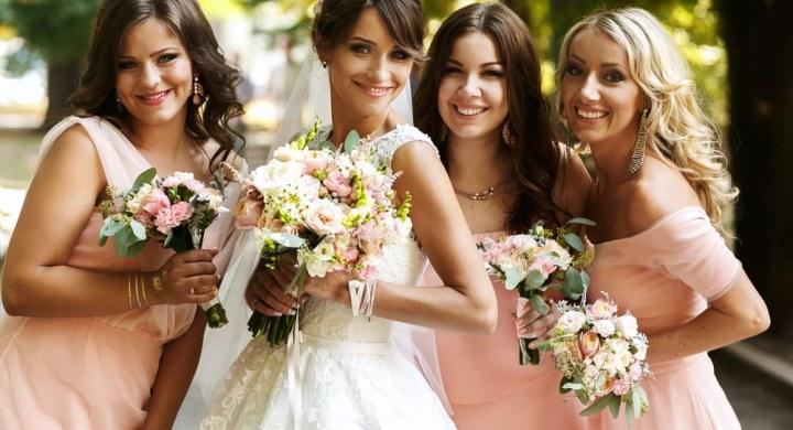 Make money as an undercover bridesmaid