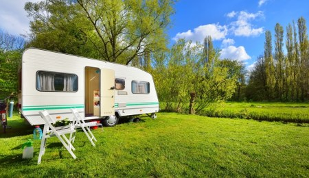 Make money from your idle camper with Camptoo