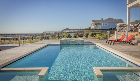 How much to splash out on a swimming pool at home?