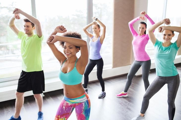 Make money as a Zumba instructor