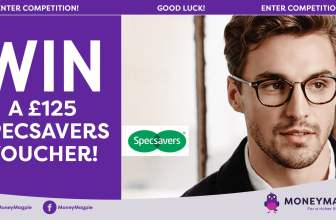 £125 Specsavers voucher