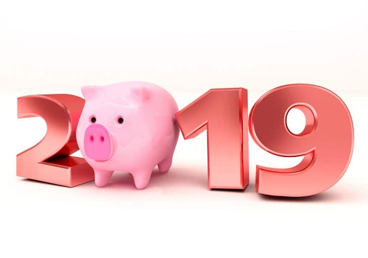 The top five money making trends of 2019