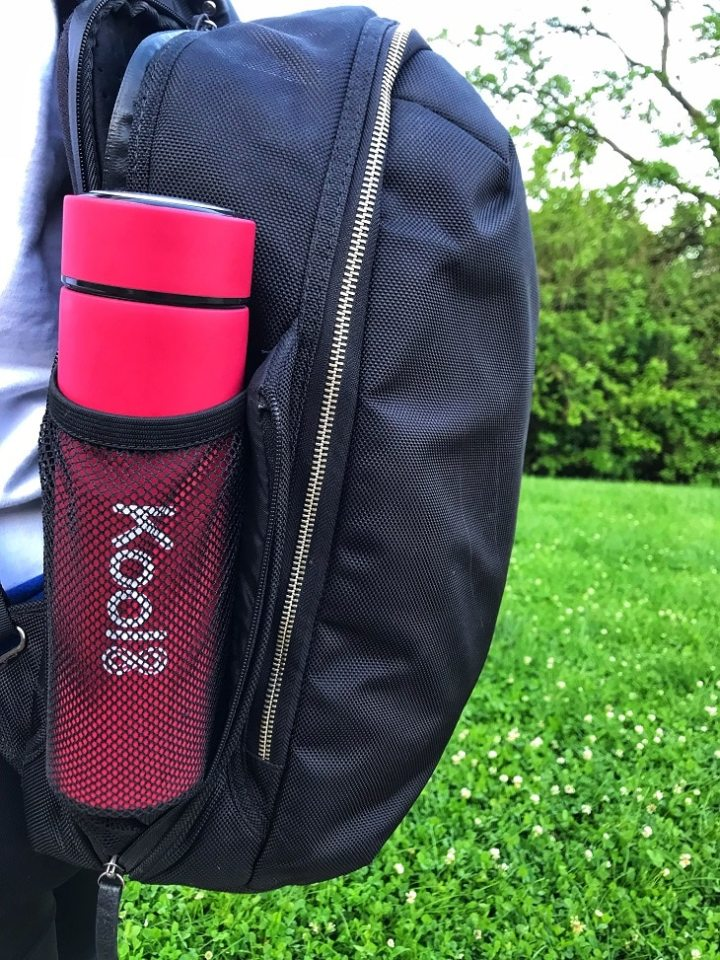 Kool8 - how I save money every day with a reusable stainless steel water bottle