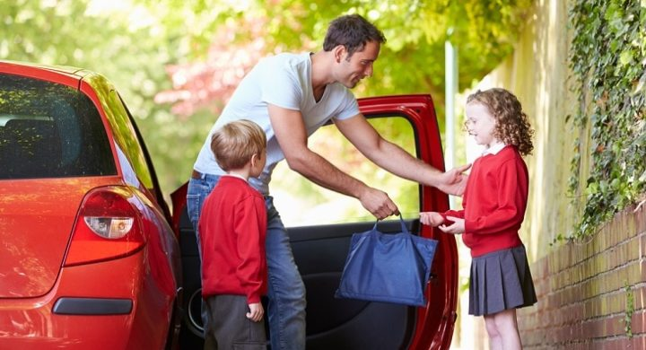 Make money doing school pick-ups and afterschool childcare