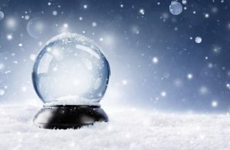 Make money collecting snow globes