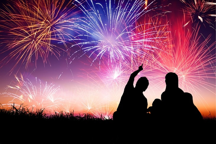 How to make money from Firework Night