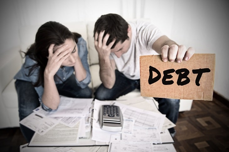 Practical solutions for professionally managing high number of debts