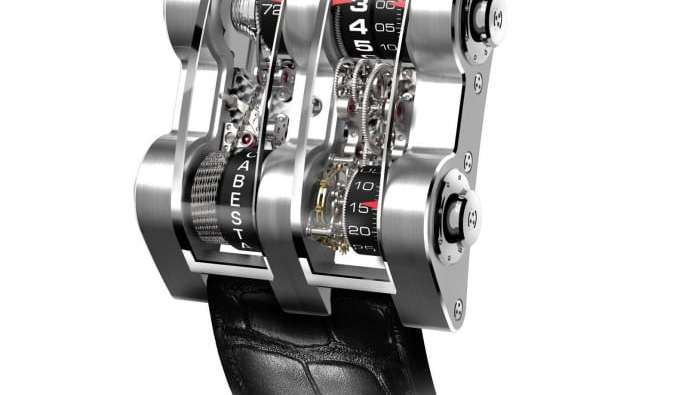 The most unique watches that money can buy