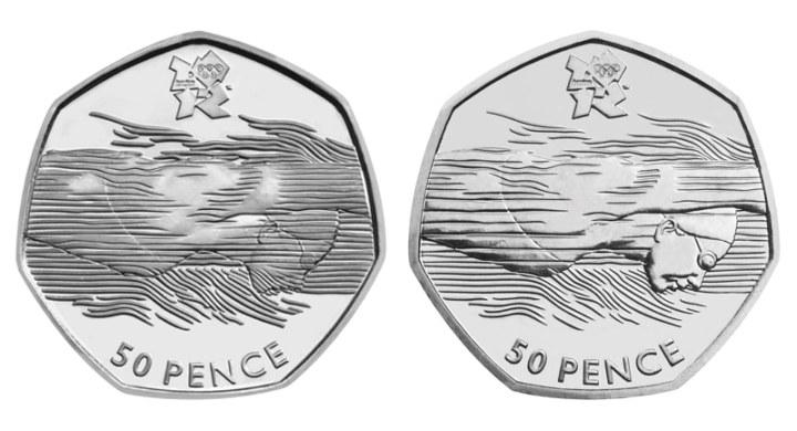 The Aquatics 50p could net you £3000