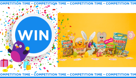 WIN AN EASTER HUNTING KIT WITH HARIBO