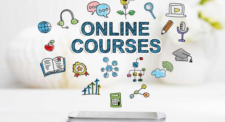 Online courses provide useful resources for freelancers