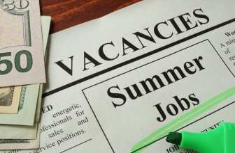 Summer jobs in 2020
