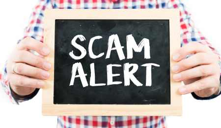 Avoid coronavirus scams
