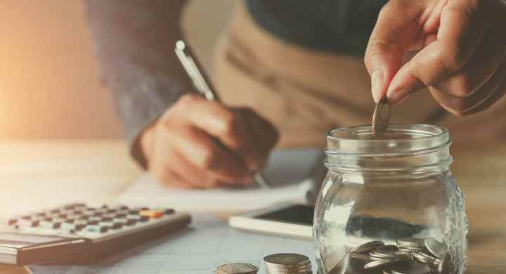 Save little and often for your self-employed pension