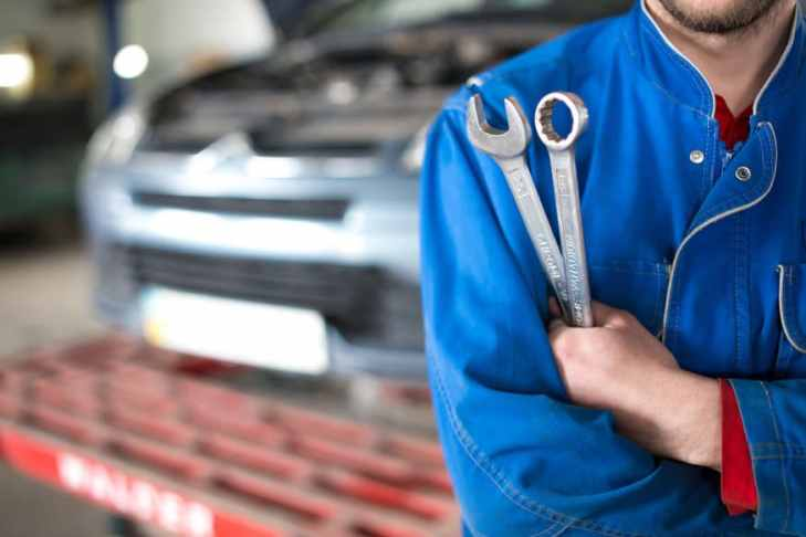 How to get work as a mechanic