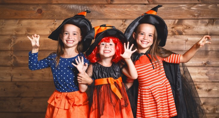 Smart And Creative Ways To Save On Halloween Costs