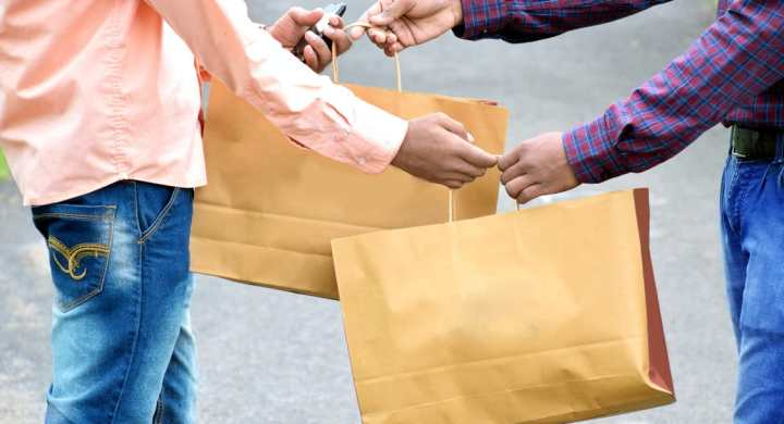 Try a clothes swap to save money