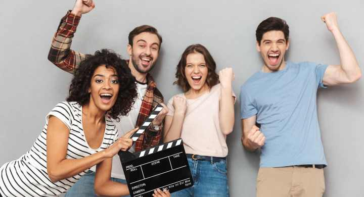 Make money as an actor by creating your own show