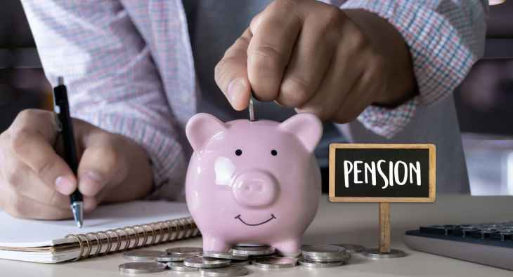 A pension is a type of tax wrapper