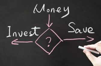What is the difference between saving vs investing?