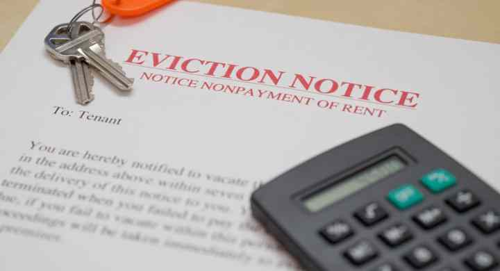 Landlords have eviction rights too