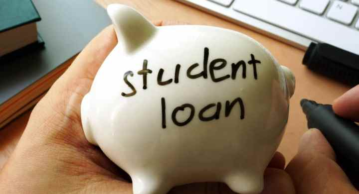 Be careful with your student loan