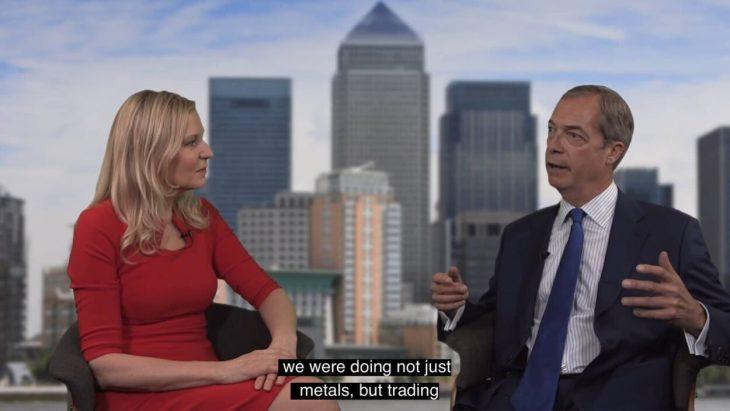 Nigel Farage: 'Take back control of your finances'