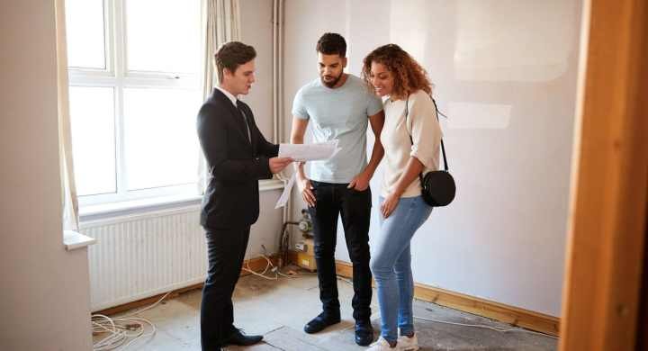 Get an extensive home buyer survey if your property is old