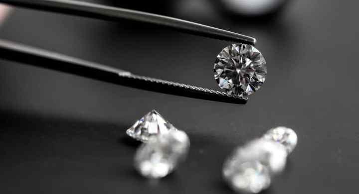 Fake diamonds look good and save you money