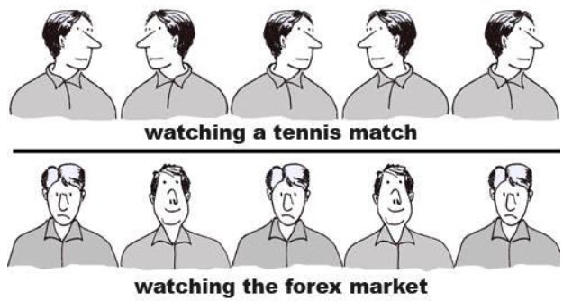 Forex cartoon