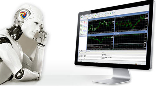 New to Forex. 500 Euro in my Broker Account. This Forex Robot looks good.