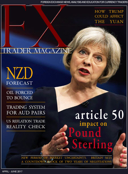 Your April-June issue of FX Trader Magazine is available