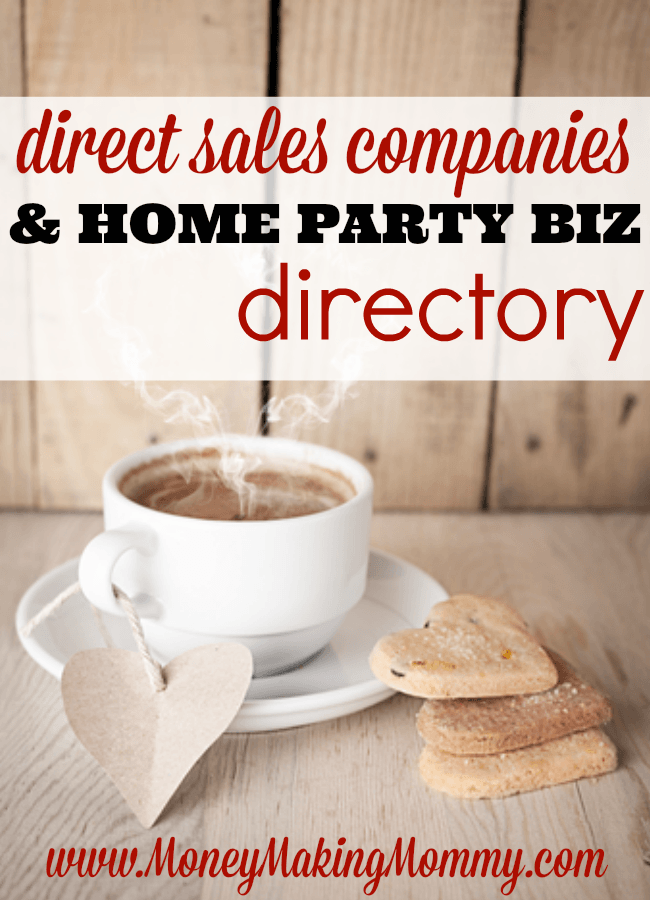 Direct Sales Companies Directory