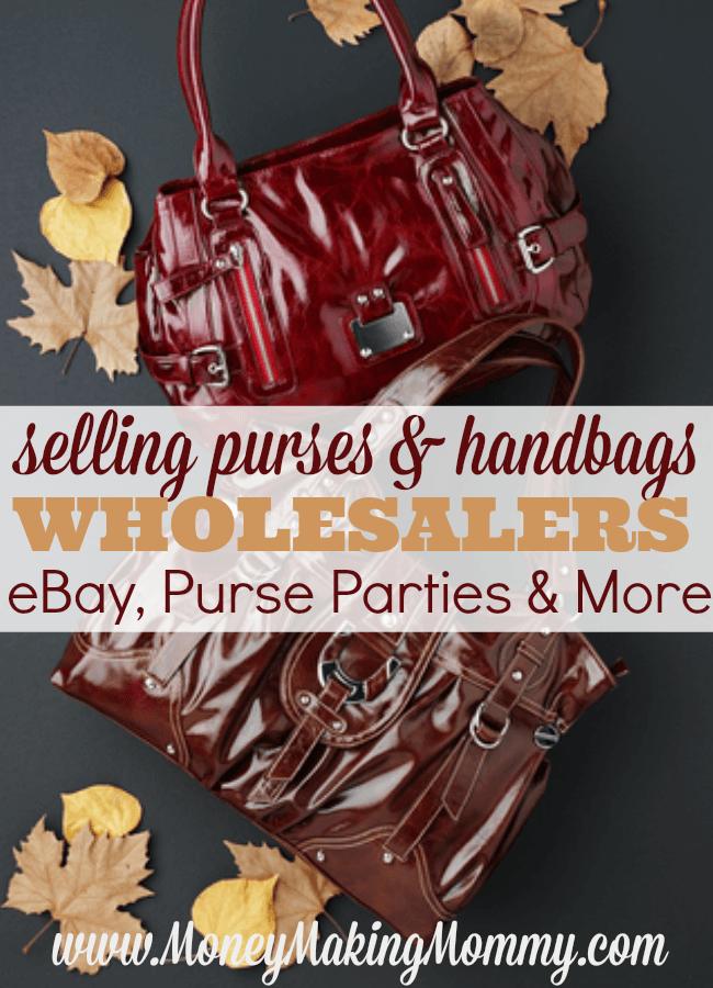 Designer Handbag Wholesale