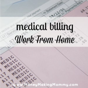 medical billing work from home